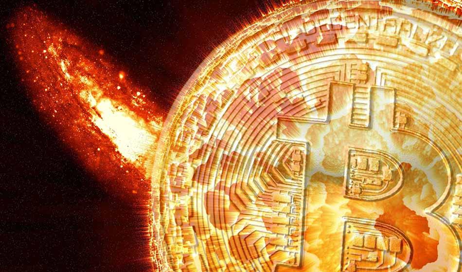 bitcoin explodes past 5000