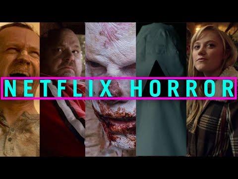 Best Netflix Horror 2017