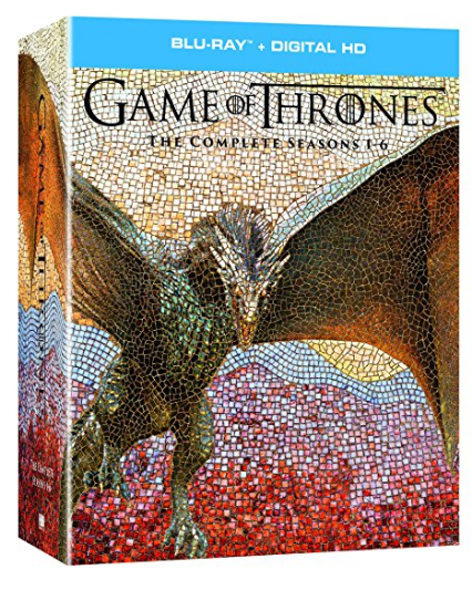 Game of Thrones The Complete Seasons 1-6 + Digital HD