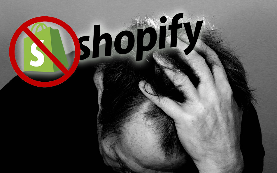 Shopify Dropshipping Not Working