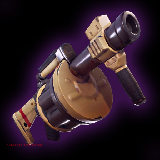 Fortnite Grenade Launcher Epic