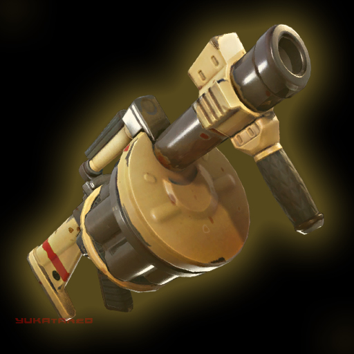 Fortnite Grenade Launcher Legendary