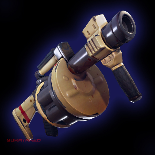 Fortnite Grenade Launcher Rare