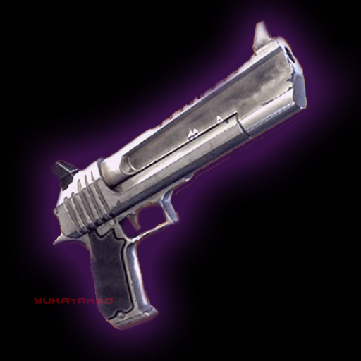 Fortnite Hand Cannon Epic