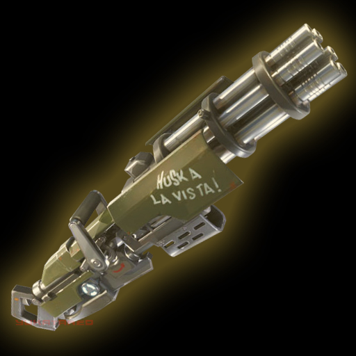 Fortnite Minigun Legendary