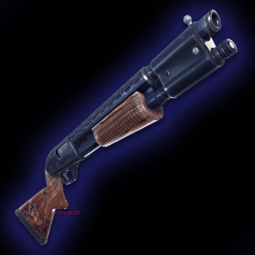 Fortnite Pump Shotgun Rare