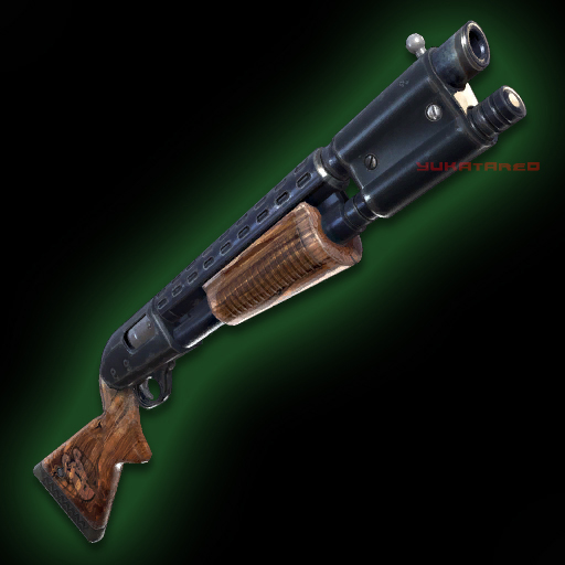 Fortnite Pump Shotgun Uncommon