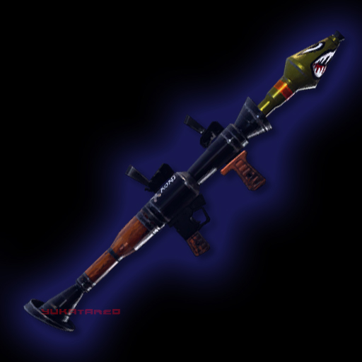 Fortnite Rocket Launcher Rare