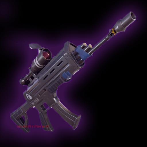 Fortnite Scoped AR Epic