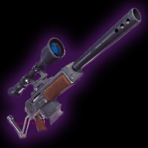 Fortnite Semi-Auto Sniper Rifle Epic