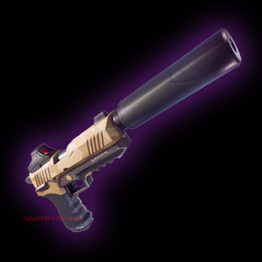 Image result for legendary suppressed pistol fortnite