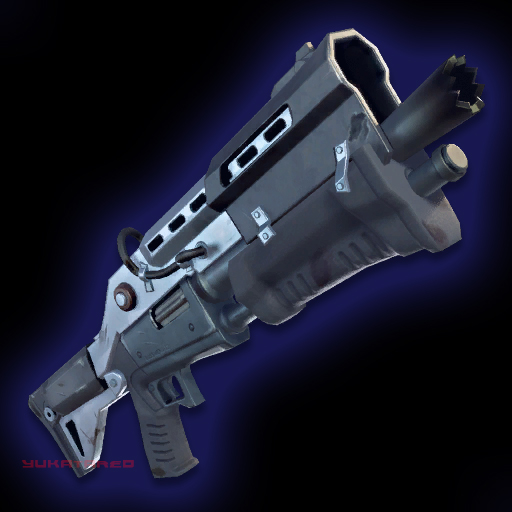 Fortnite Tactical Shotgun Rare