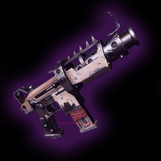 Fortnite Tactical SMG Epic