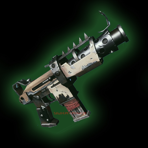 Fortnite Tactical SMG Uncommon
