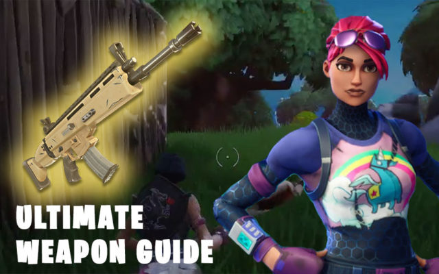 Ultimate Fortnite Weapons Guide