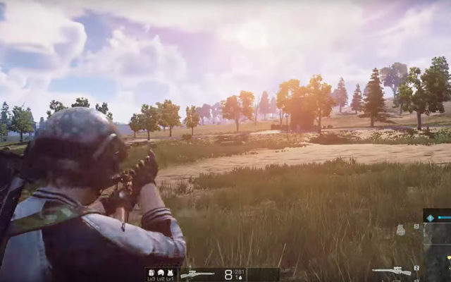 Ring of Elysium PUBG Killer