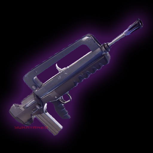 Fortnite Burst Assault Rifle Epic