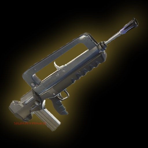 Fortnite Burst Assault Rifle Legendary