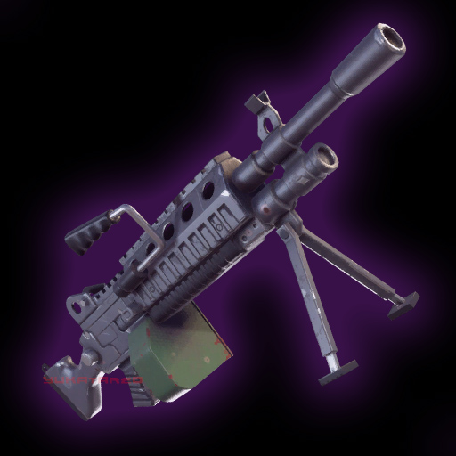 Fortnite Light Machine Gun Epic