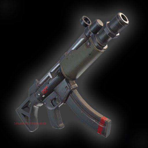 Fortnite Common SMG
