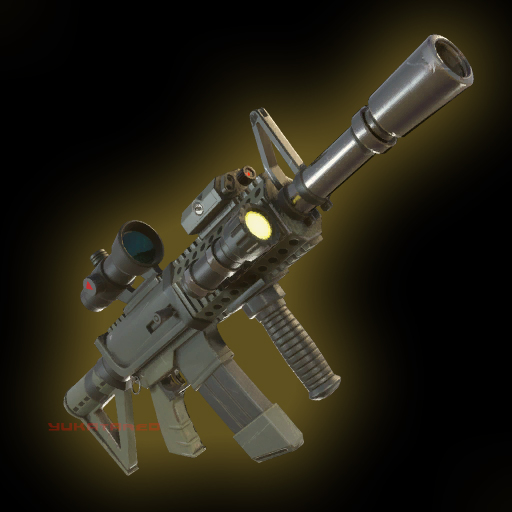Fortnite Thermal Scoped AR Legendary